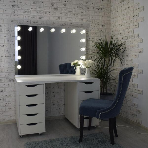 Гримерный стол с зеркалом 120_80 _0000_DSC_0686