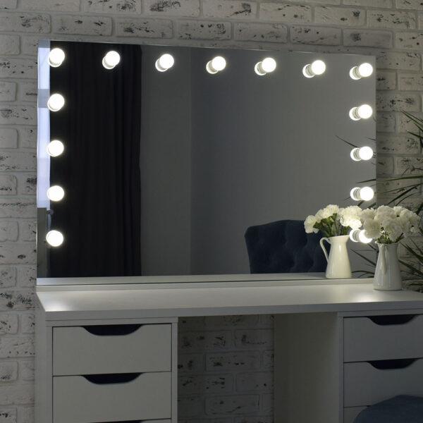 Зеркало гримерное LiLu