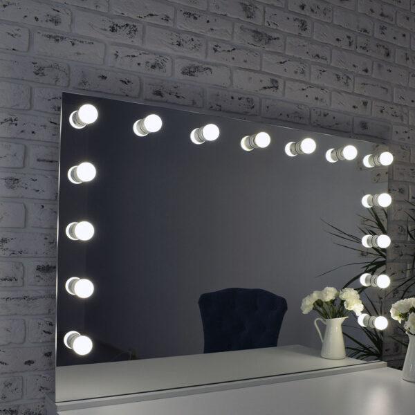 Гримерное зеркало 120*80