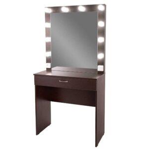 ГРимерный столик VALENCIA Валенсия с зеркалом