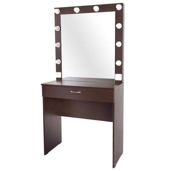 ГРимерный столик VALENCIA Валенсия с зеркалом 5