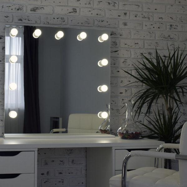 Гримерное зеркало с подсветкой Hi-Tech 80x80_0001_DSC_0572