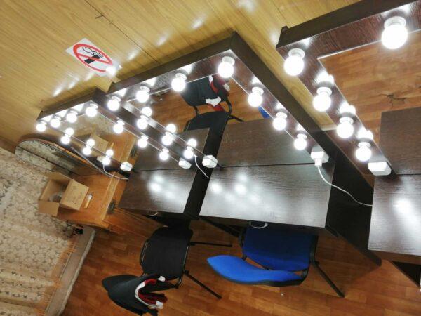 VALENCIA - гримерный стол в театре мимики и жеста