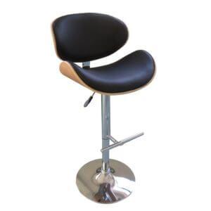 Барный стул BS002 черный