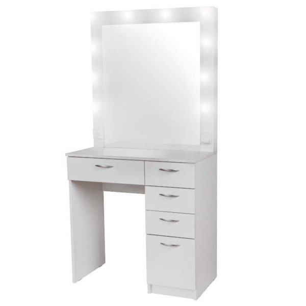 MONAKO гримерный столик белый