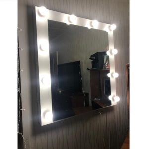Гримерное зеркало Hollywood 4850 от Makeupmirror 1000x1000