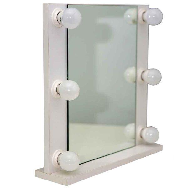 Гримерное-зеркало-40х40-недорогое-Hollywood-mini