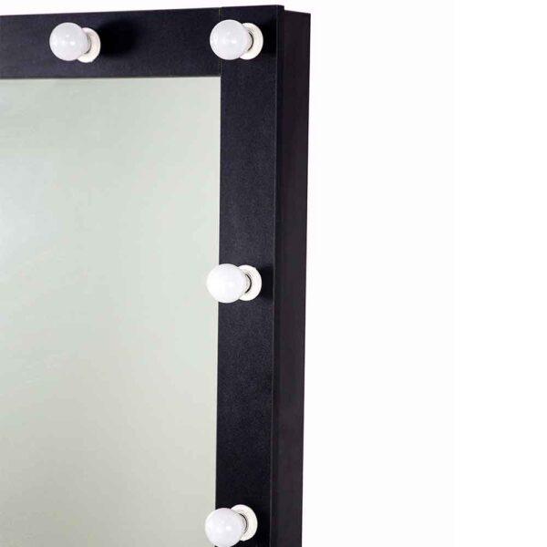 Гримерный-столик-черный-с-1-ящиком-6900-Makeupmirro-угол-с-близи-2