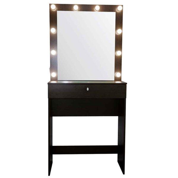 Гримерный-столик-черный-с-1-ящиком-6900-Makeupmirror-2