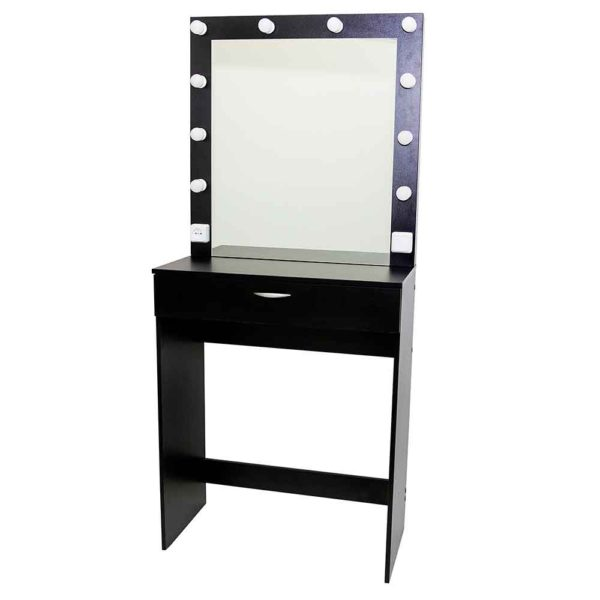 Гримерный-столик-черный-с-1-ящиком-6900-Makeupmirror-3