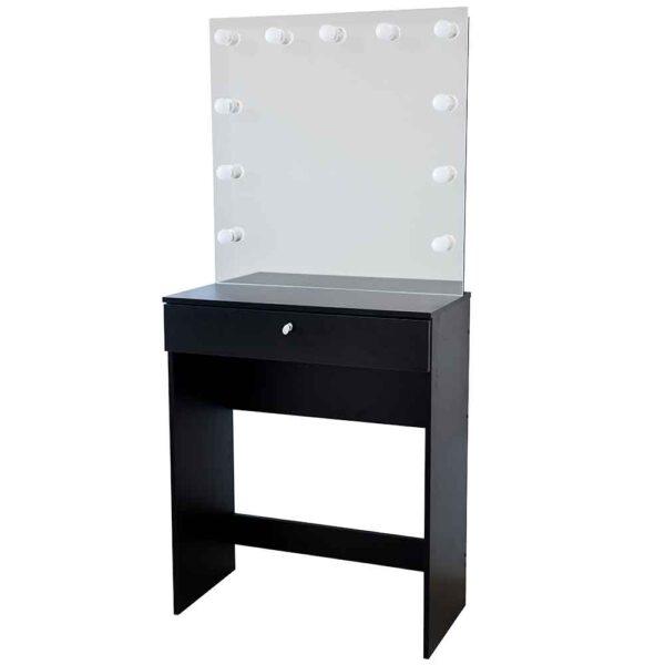 Гримерный-стол-Venezia-черный