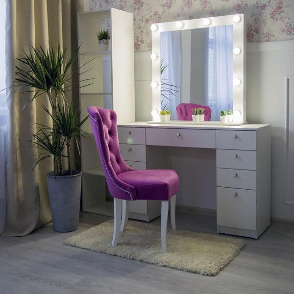 Туалетный гримерный столик для визажиста_0041_L59A7831