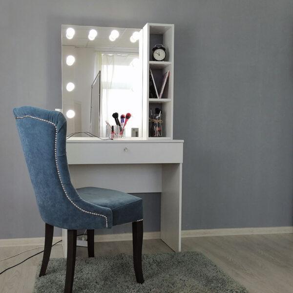 Гримерный столик с зеркалом TRENTO_0010_IMG_20190623_140346