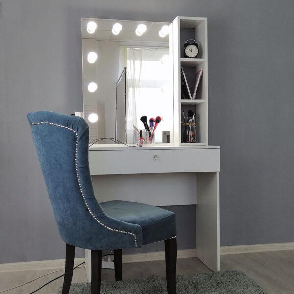 Гримерный столик с зеркалом TRENTO_0011_IMG_20190623_140334