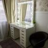 Гримерный стол БАРИ со стеклянной столешницей_0015_L59A7725