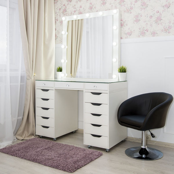 Гримерный стол БАРИ со стеклянной столешницей_0018_L59A7721