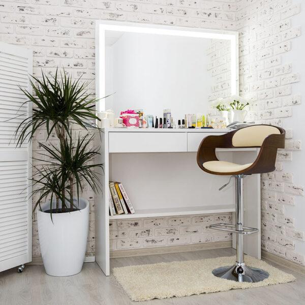 Гримерный столик AVALON с зеркалом_0005_L59A7678