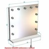 Размеры столови и зеркал _0009_Зеркало 800х800 подвесное с полкой