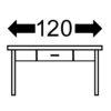 Размеры меню 120