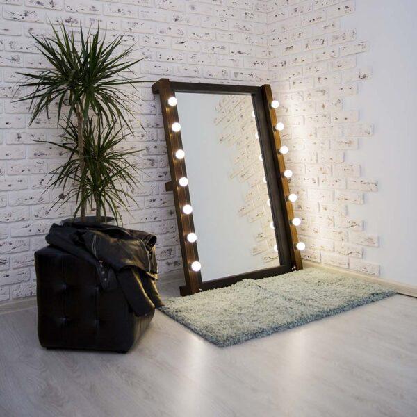 STEEL LOFT | 100x120 | Гримерное зеркало в стиле ЛОФТ