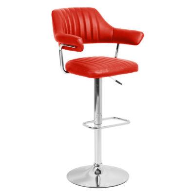 Барный стул под гримерный стол WX-2916 beige WX-2916 red