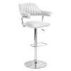 Барный стул под гримерный стол WX-2916 beige WX-2916 white