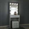 ЛУКСОР _ 60x160 _ Компактный гримерный стол с зеркалом_0004_IMG_20190623_150243