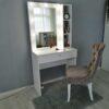 ПЕКИН _ 60x160 _ Столик с гримерным зеркалом и стеллажом_0006_IMG_20190623_142227