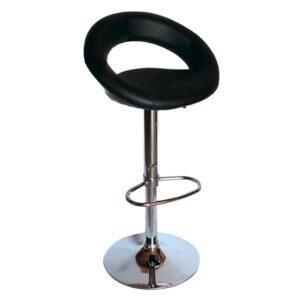 Барный стул Дискус_0000_5001 черный