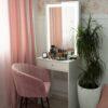 Гримерный столик 60 см Эвенто с LED лентой-1