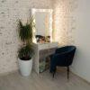 Гримерный столик 60 см Пунто-6